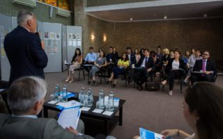 UN Youth Summer School on Diplomacy