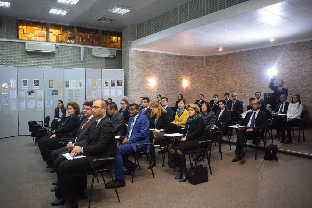 Induction Seminar for foreign diplomats