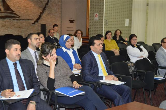 Training Programme in Diplomacy and International Affairs for Young Diplomats from Egypt, Tunisia and Irak
